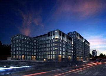 Trzeci etap A4 Business Park z zielonym certyfikatem