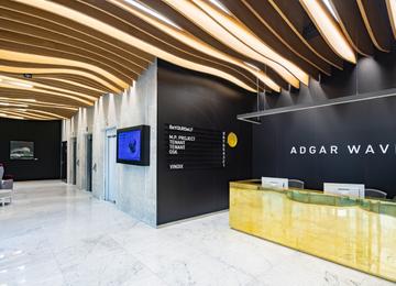 Certyfikat LEED EBOM Gold dla Adgar Wave i Adgar Bit