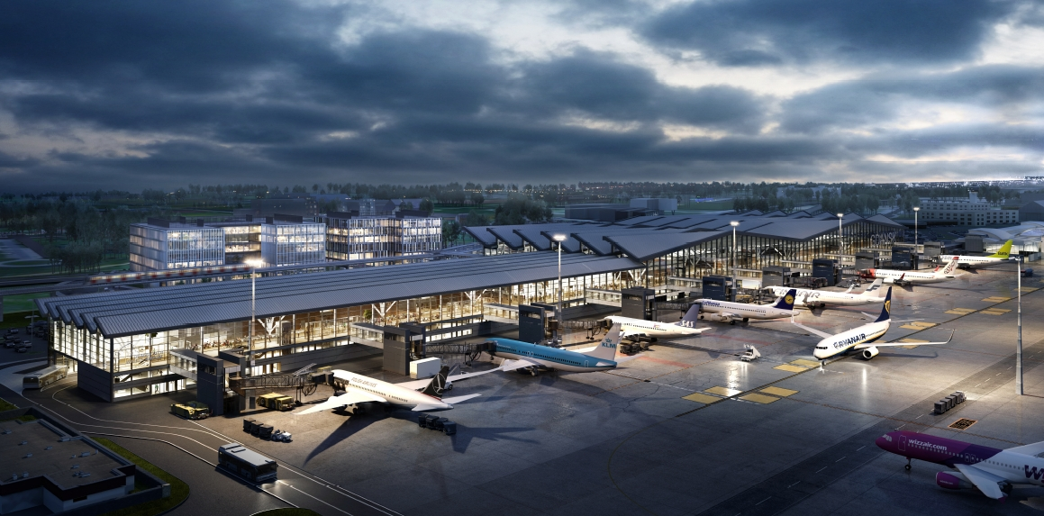Airport City Gdańsk - Bravo