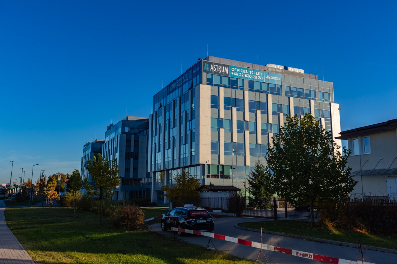 Astrum Business Park