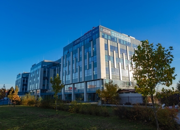Astrum Business Park z certyfikatem