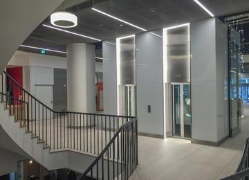 Modernizacja Millennium Plaza