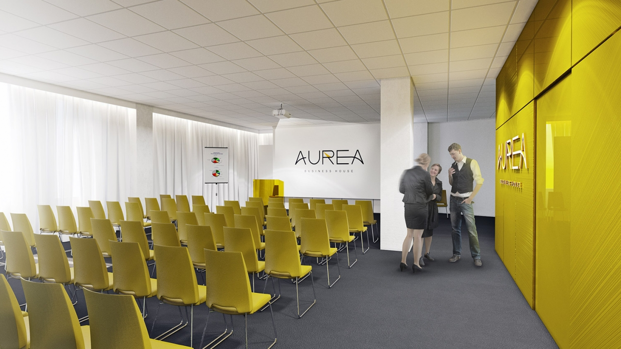 Aurea Business House