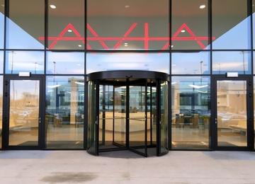LEED Core & Shell Gold dla biurowca Avia