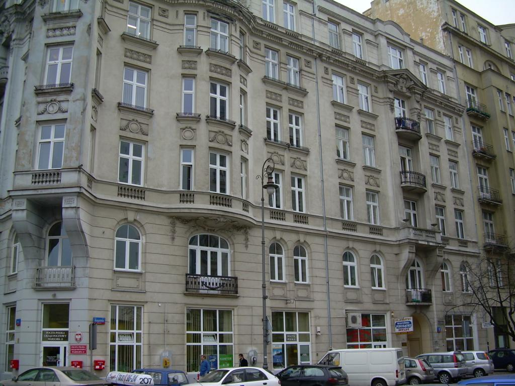 Fasada budynku biurowego