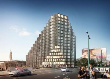 Nowy biurowiec w Poznaniu