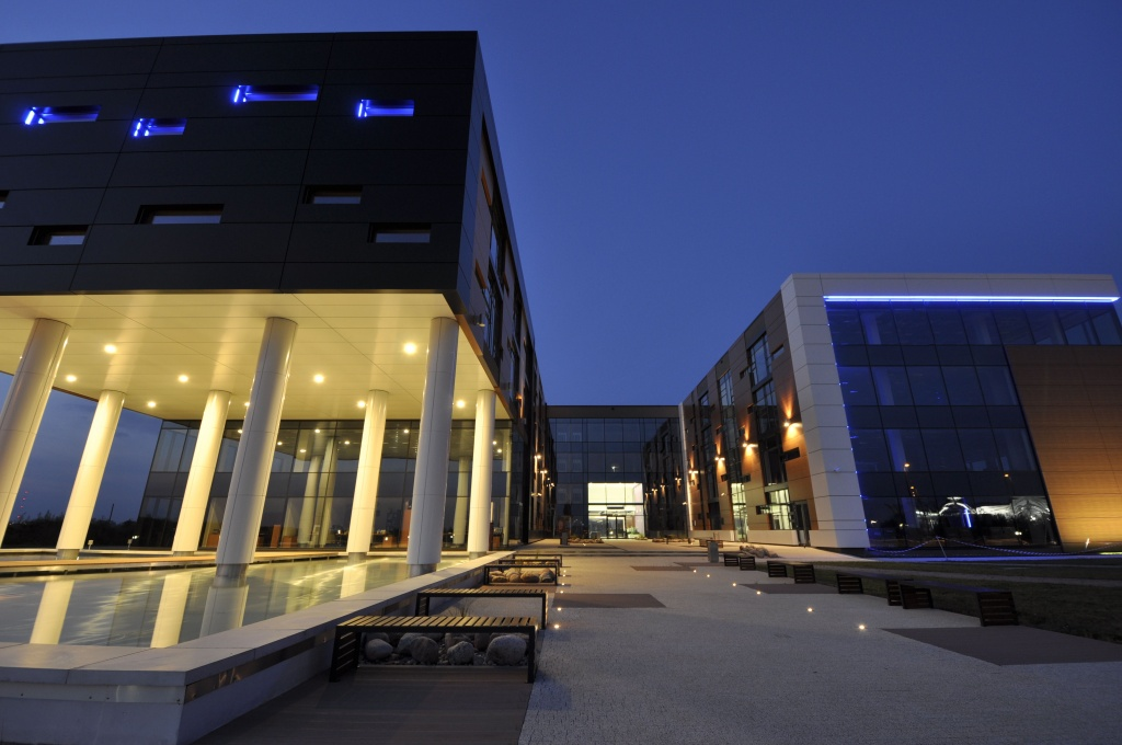 BCB Business Park - B1