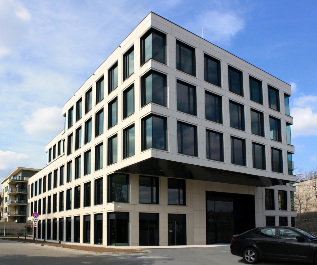 Benaco office building