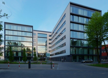 Wybrany wykonawca parku biurowego Łopuszańska