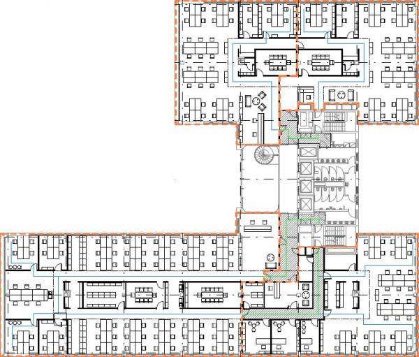 Biuro bolero office point ul r wnoleg a 4 warszawa for House plans with separate office entrance