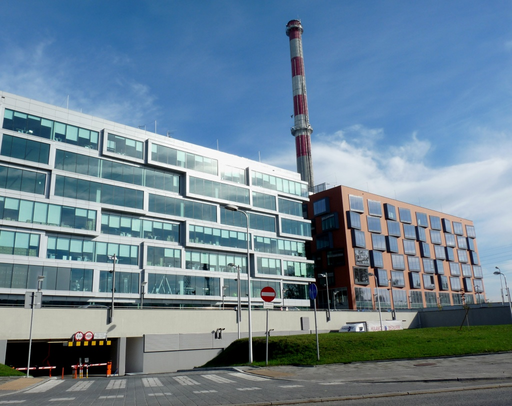 Budynek B i C