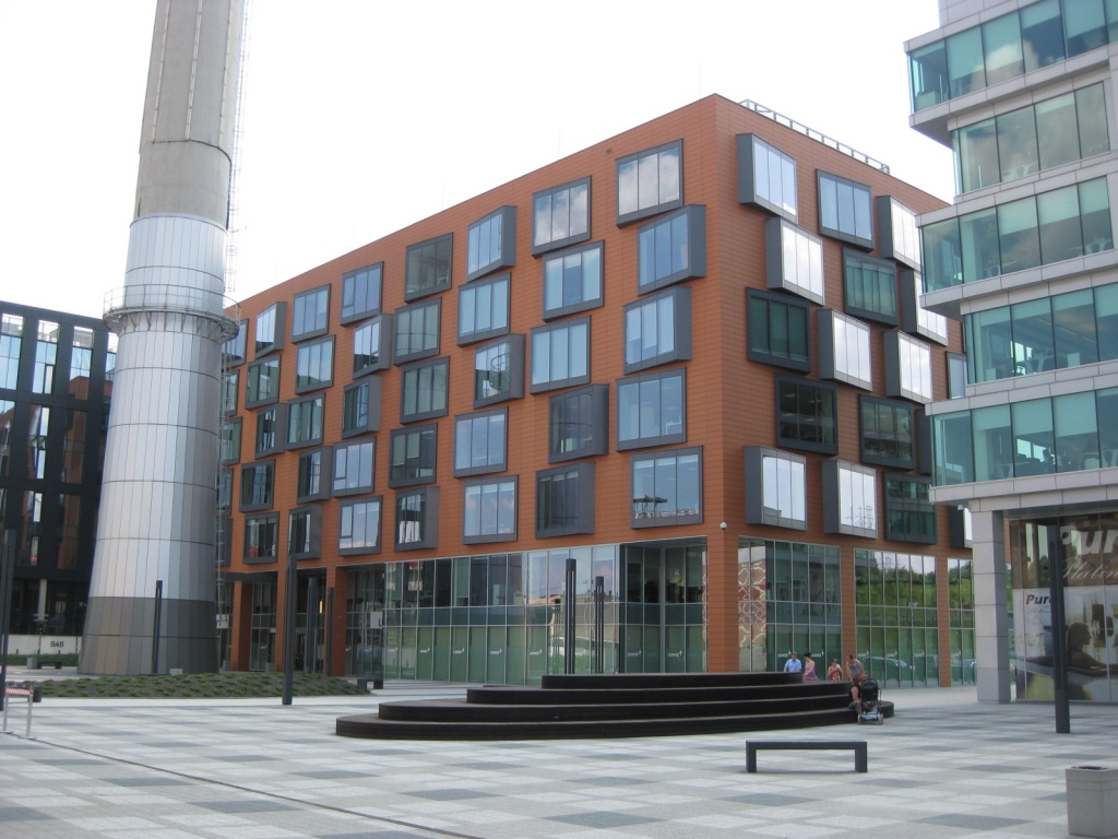 Buildings B, C & D