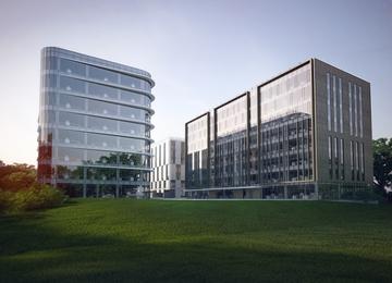 Bonarka for Business - kolejny budynek otwarty
