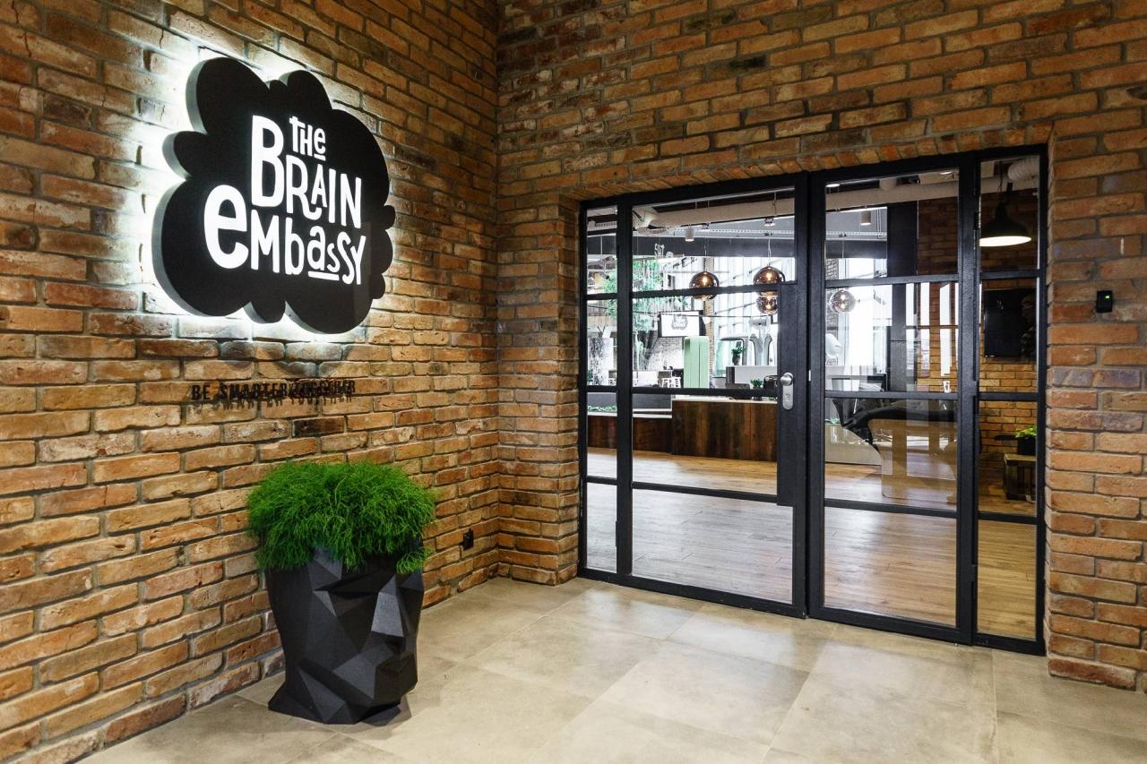 Brain Embassy Jerozolimskie