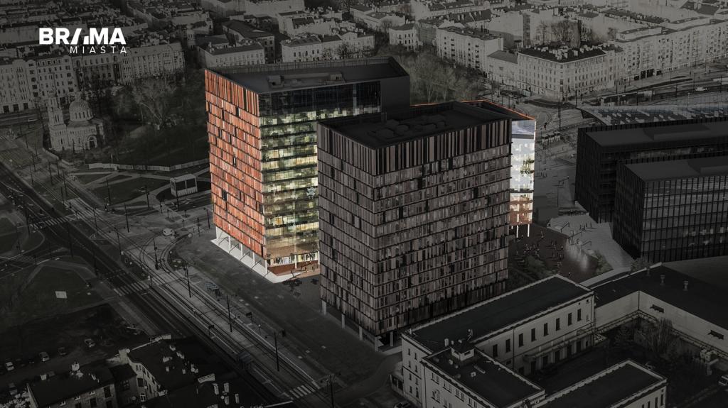 Brama Miasta Łódź B