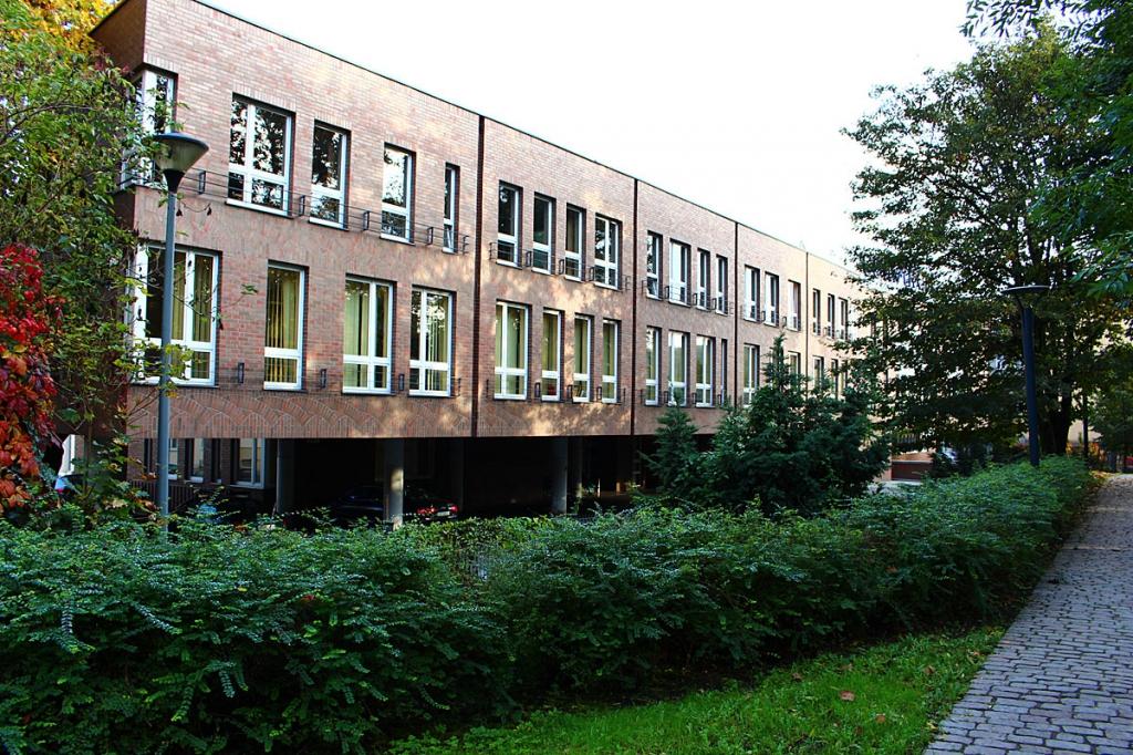 Budynek Biurowy Haxo