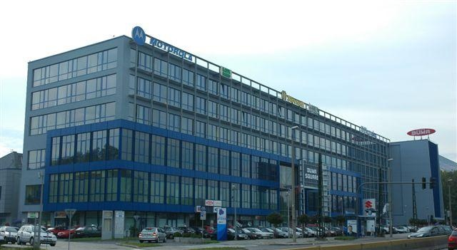Buma Square Business Park B1, B2