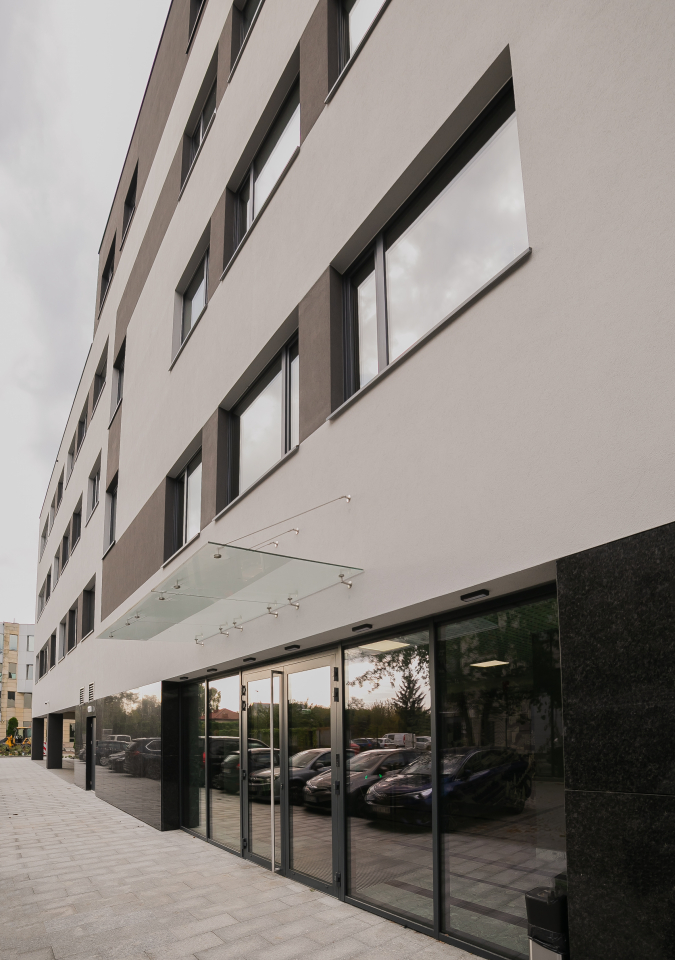 Business Center Kosmatki 8
