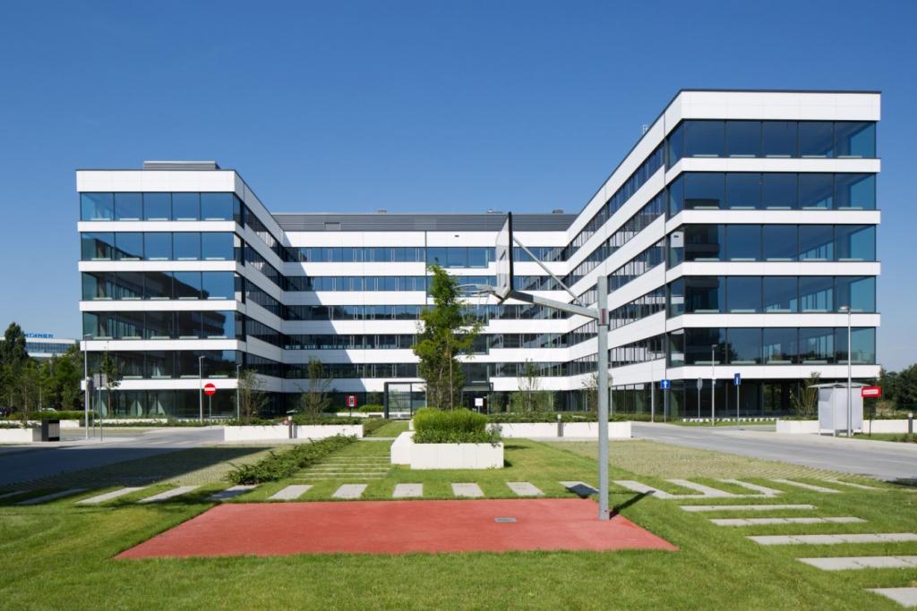 Business Garden Poznań I (B3)