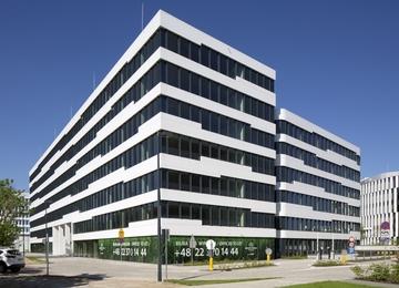 Drugi etap warszawskiego Business Garden zrealizowany