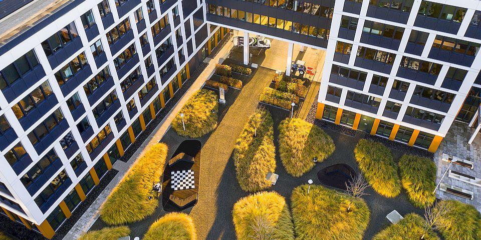Business Garden Wrocław - phase I