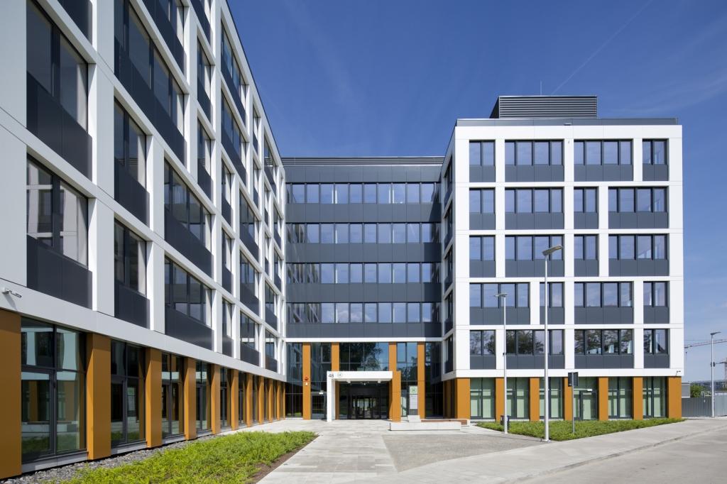 Budynek H - powierzchnia biurowa do wynajęcia