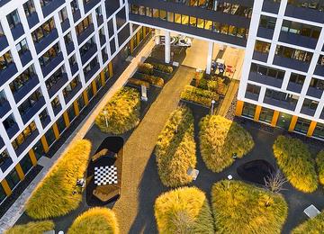 Business Garden oddany do użytku