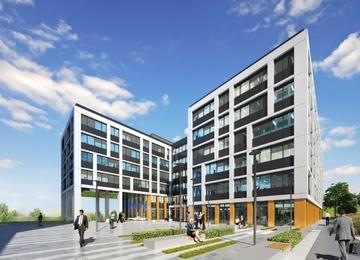 LEED Platinum dla Business Garden Wrocław