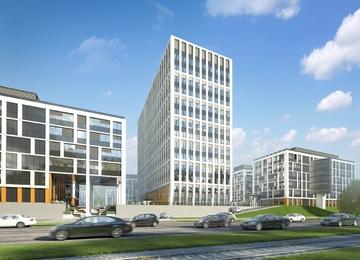 Business Garden Wrocław - phase II