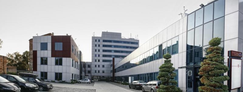 Komplex biurowy, budynek B