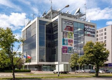 Sprzedana siedziba Canal+