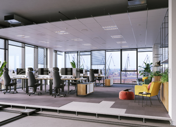 Nowy zielony biurowiec w Gdańsku