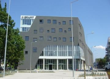 Centrum Biurowe Grafit