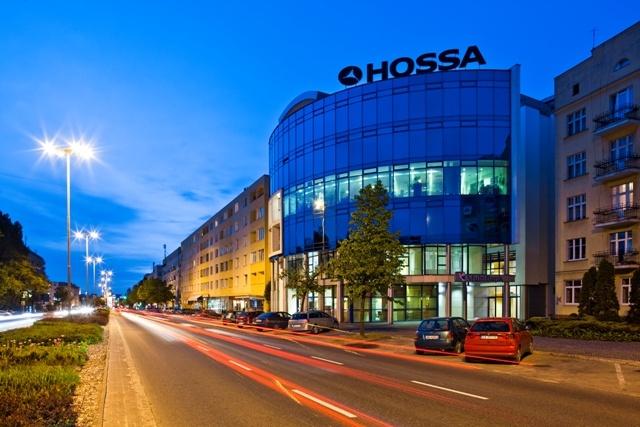 Centrum Biurowe Hossa