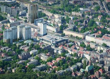 Gdańsk: Centrum Biurowe Neptun w budowie