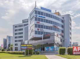Centrum Biurowe Ostrobramska