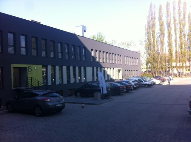 Centrum Biurowe Tetris etap II