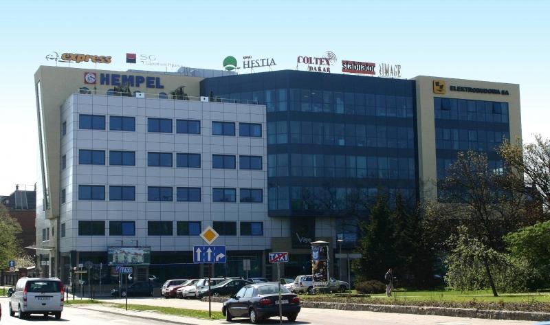 Centrum Biurowe Vigo