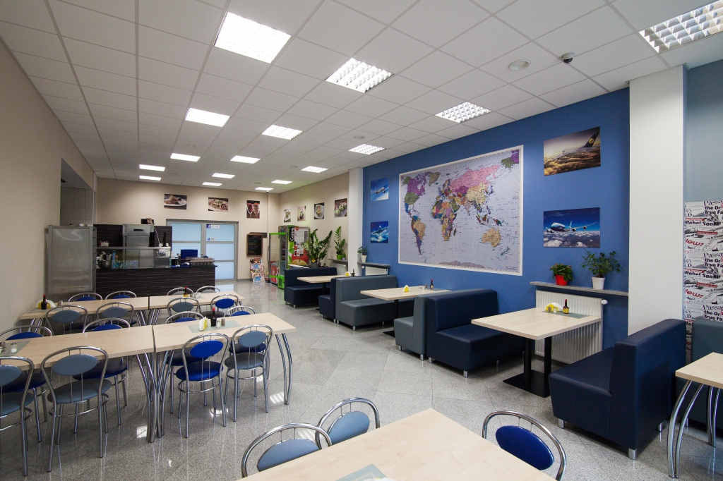 Centrum Finansowe Okęcie - Lunch Bar