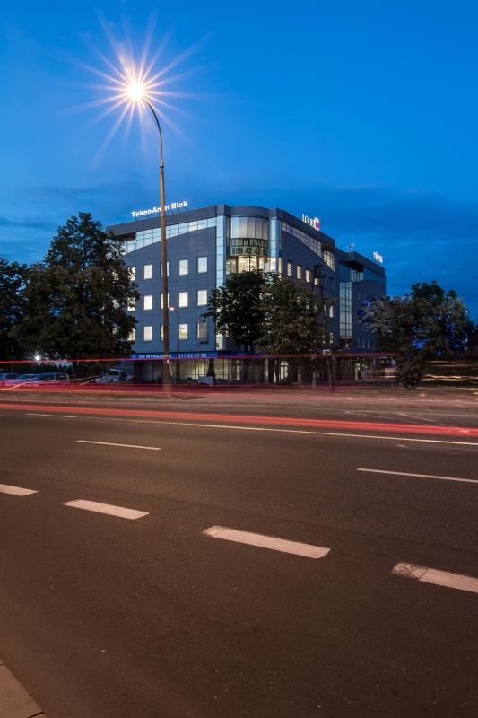 Budynek Centrum Finansowe Okęcie