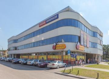 Centrum Usługowo-Biurowe Miedzeszyn