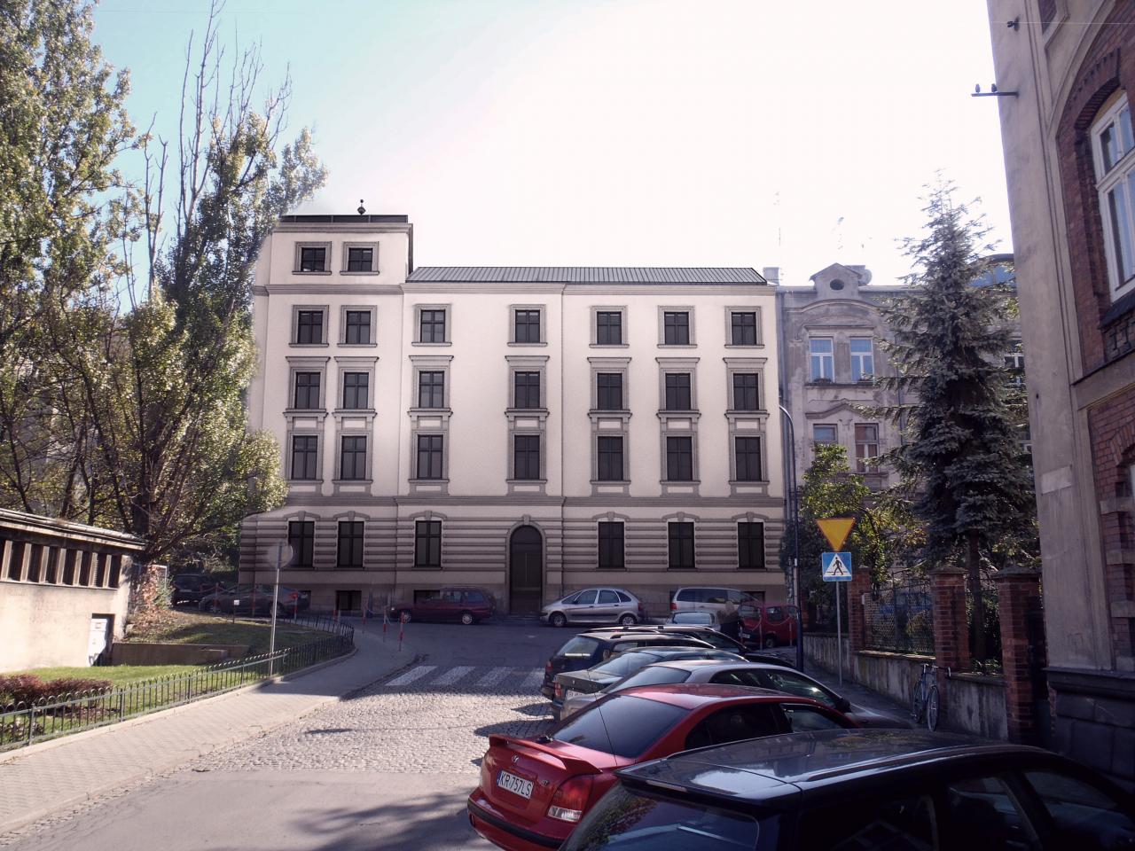 Cluster Cowork Zamoyskiego 24