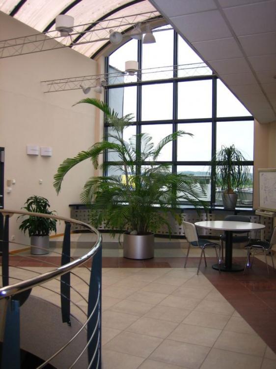 Building's interiors