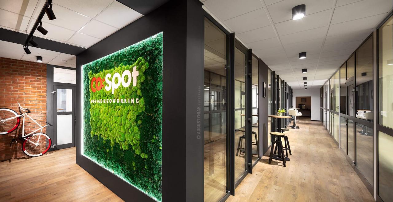 "CoSpot – Łódź ""Zachodnia Office"""