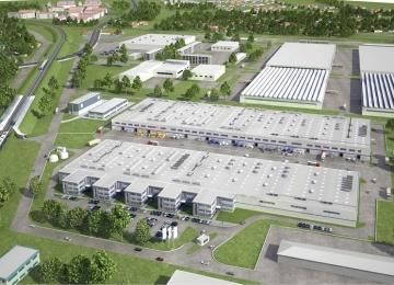 Diamond Business Park powstaje na Ursusie