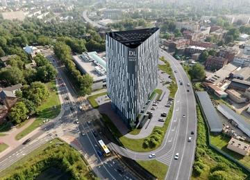 Katowicki DL Tower ubiega się o certyfikat BREEAM