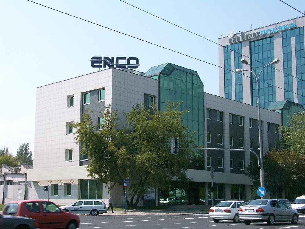Budynek oferujący powierzchnie biurowe do wynajęcia