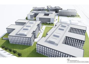 Kolejny budynek Enterprise Park oddany do użytku