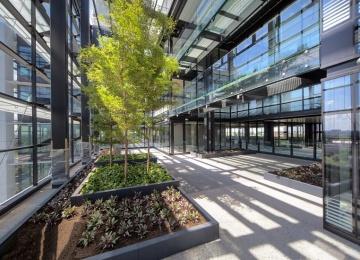 Kolejny najemca w Eurocentrum Office Complex
