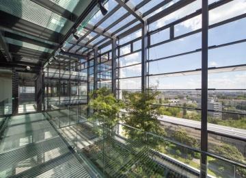 Pozwolenie na użytkowanie pierwszej fazy Eurocentrum Office Complex